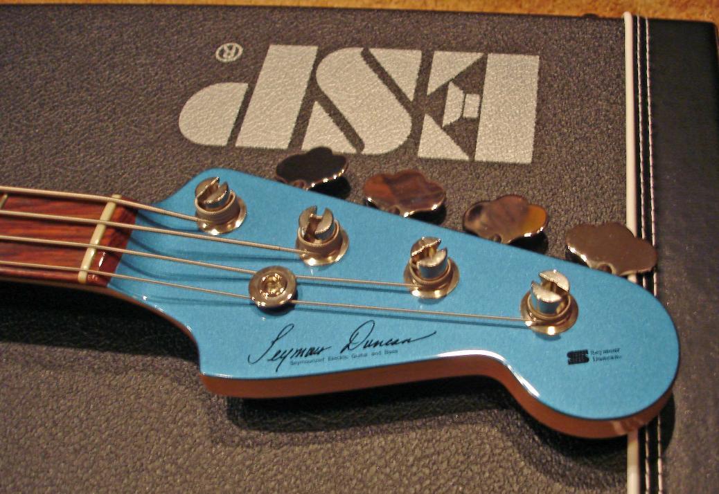 Guitar Amp Board • View topic - Seymour Duncan & ESP